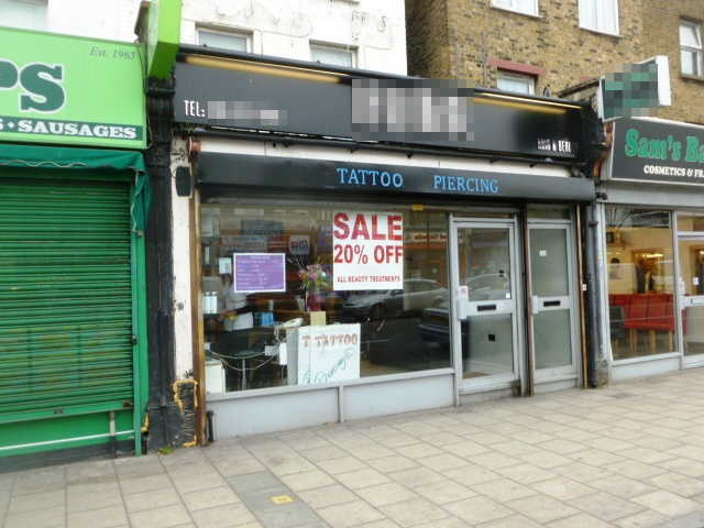 Superbly Fitted Well Established Hair and Beauty Salon, South London for sale