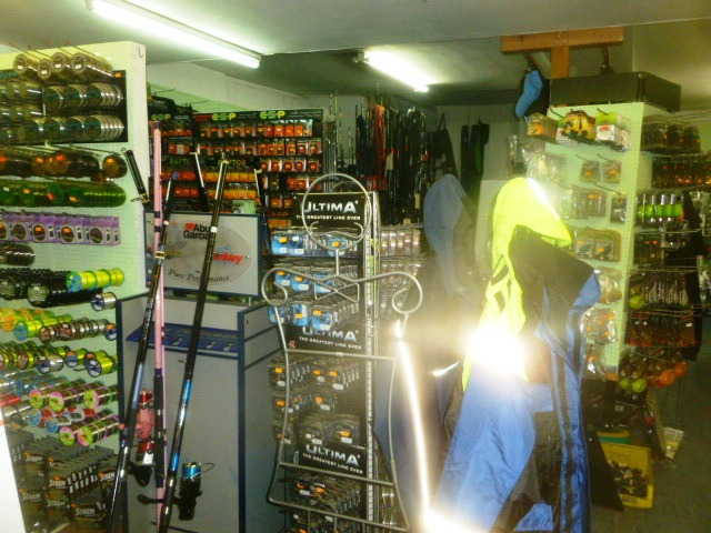 Fishing Tackle Shop in Dover For Sale
