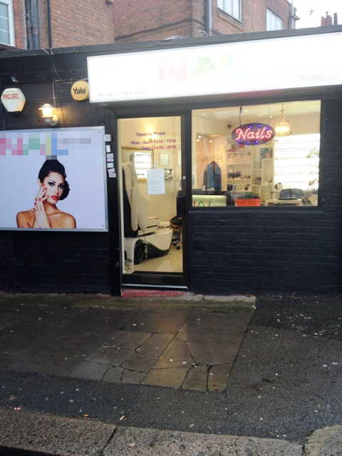 Well Fitted Nail Bar, North London For Sale