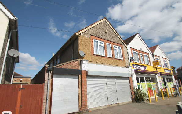 Freehold Semi-detached Empty Premises, Northamptonshire for sale