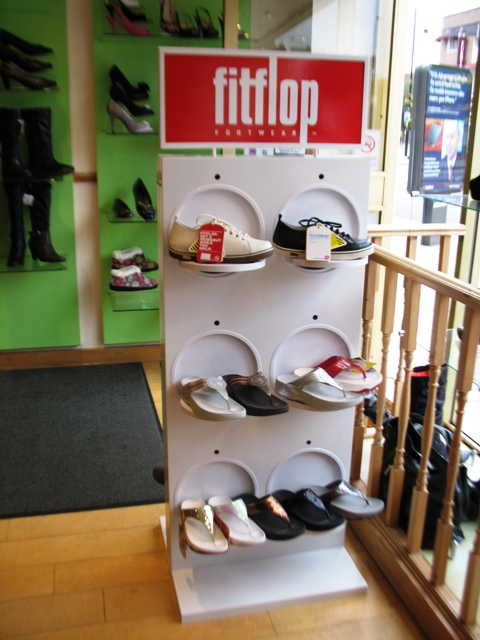 Sell a Shoe Shop / Empty Shop in Pinner