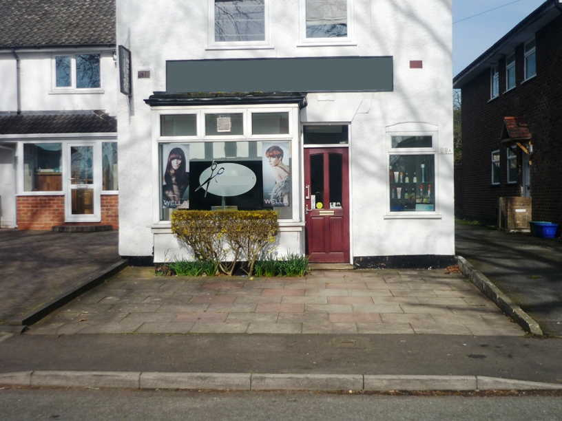 Well Established Detached Unisex Hairdressing Salon, West Midlands for sale