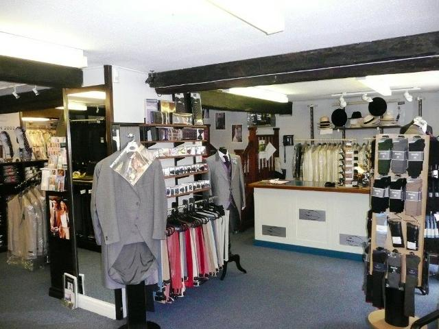 Most Attractive Long and Well Established Formal Hire Menswear Plus Retail Clothing, Dry Cleaning and Alterations Service The Vendor Also Has The Advantage of Having A Website, Hampshire for sale