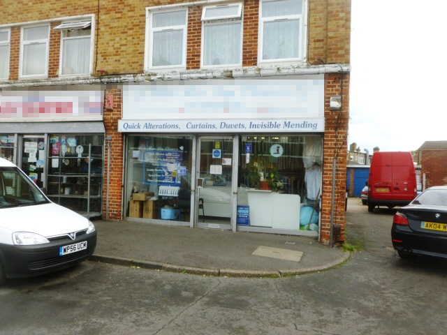 Old Established Well Equipped Dry Cleaners, Berkshire for sale