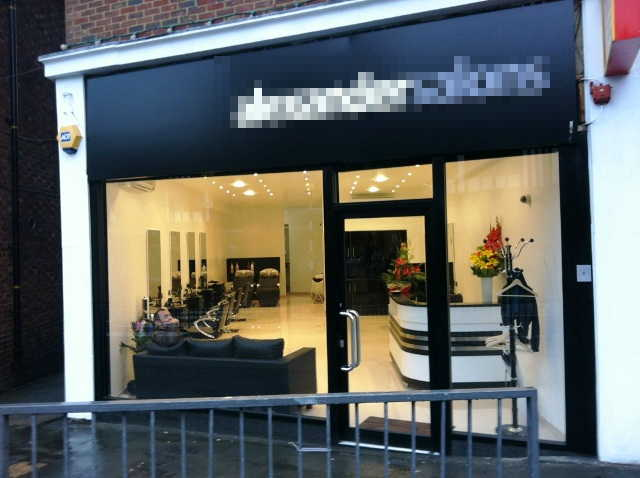 Well Fitted Unisex Hairdressing Salon, Surrey for sale