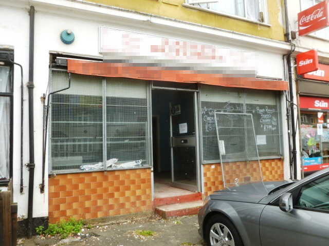 Empty Shop Premises, Kent for sale