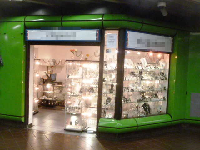 Attractive Well Fitted Jewellers Including Silver Jewellery, Amber and Gem Stones, West London for sale
