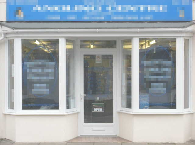 Freehold Fishing Tackle Business, Somerset for sale