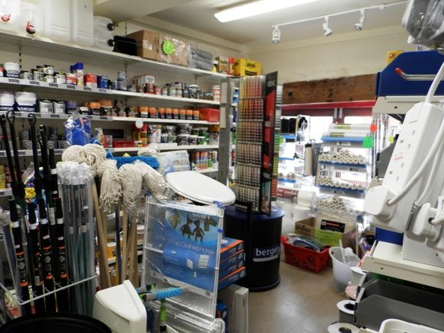 Hardware Store and Discount Store in Blaenau Ffestiniog For Sale