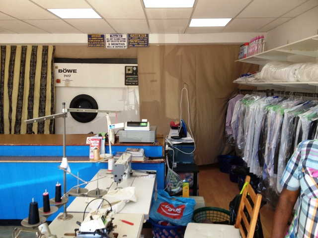 Dry Cleaners in Harrow For Sale