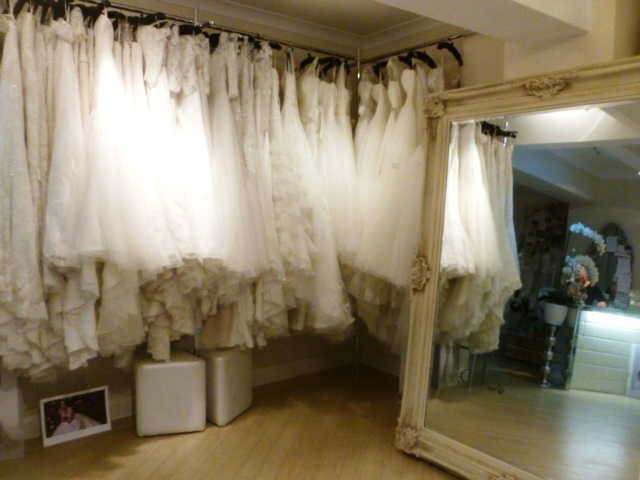 Superbly Fitted and Spacious Bridalwear Shop for sale in South London for sale
