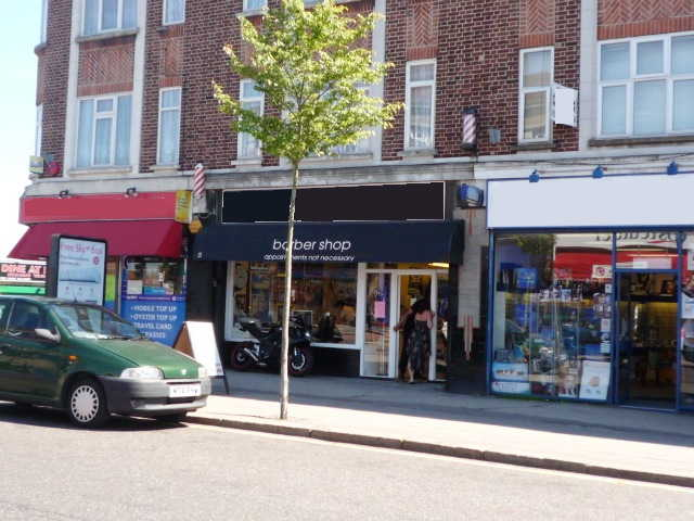 Superbly Fitted and Profitable Spacious Barbers Shop, Essex For Sale