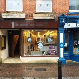 Freehold Well Fitted Unisex Hairdressing Salon, Somerset For Sale