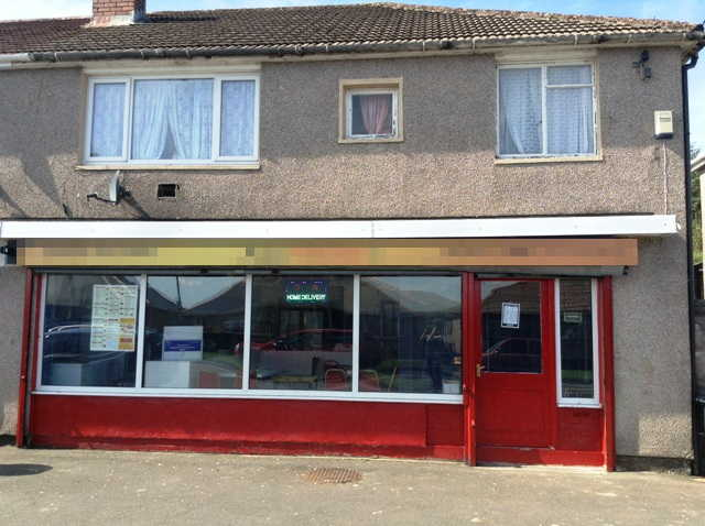 Freehold Investment (Trading As Chinese Hot Food Takeaway and Delivery), South Wales For Sale