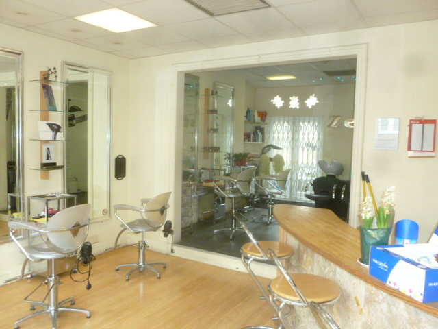 Well Fitted Unisex Hairdressing Salon Plus Beauty Room for sale in Sutton for sale