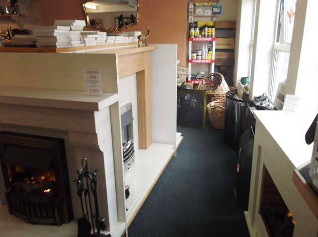 Fireplace Showroom in Dorset for Sale