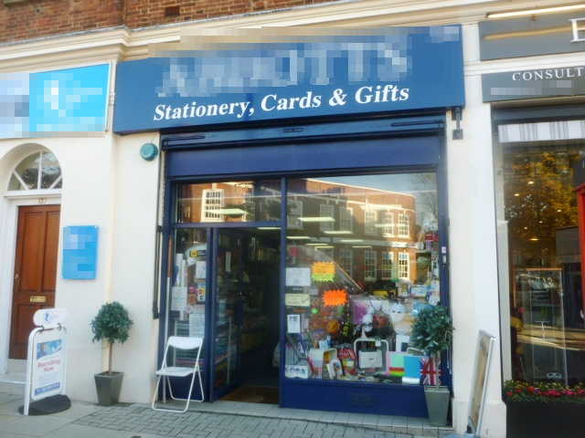 Card Shop, Stationers and Craft Shop in East London For Sale