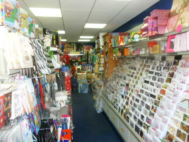 Sell a Card Shop, Stationers and Craft Shop in Woodford For Sale