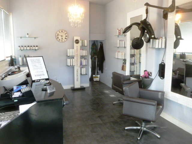 Superbly Fitted Unisex Hairdressing Salon Plus Adjoining Beauty Salon for sale in Kingston Upon Thames, Surrey for sale