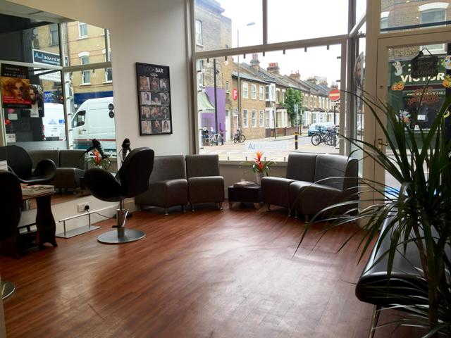 Well Equipped Unisex Hairdressing Salon Plus Beauty Room for sale in Battersea for sale