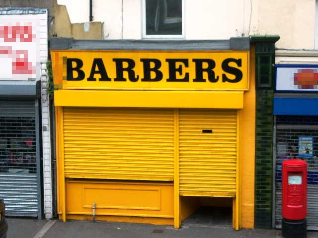 Barber Shop in Dover For Sale