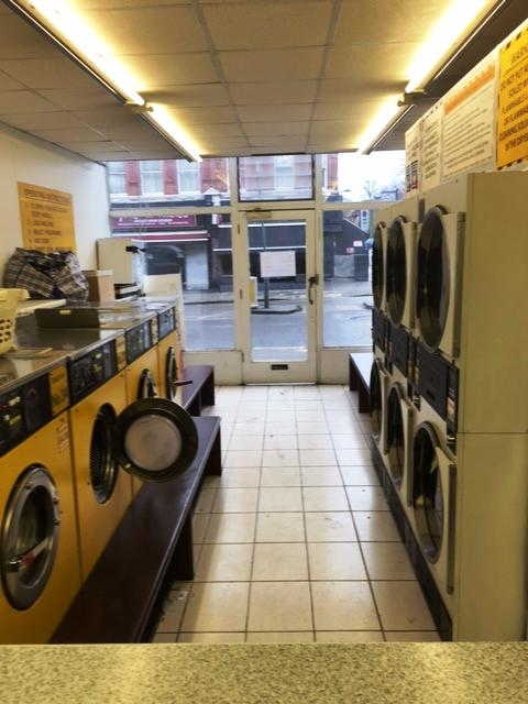 Launderette and Dry Cleaning agency in Cricklewood For Sale