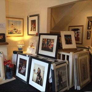 Art Gallery & Framing in Henley-on-Thames For Sale
