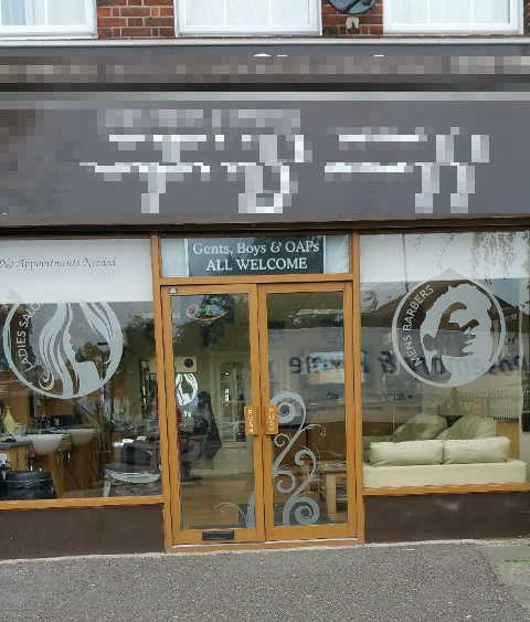 Hairdressing Salon and Barbers in Middlesex For Sale