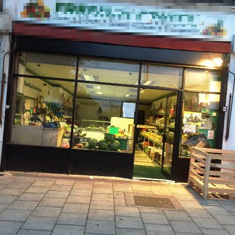 Fruit & Greens Shop in Essex For Sale