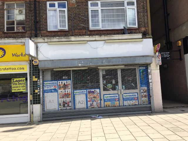 Shop Premises in South London For Sale