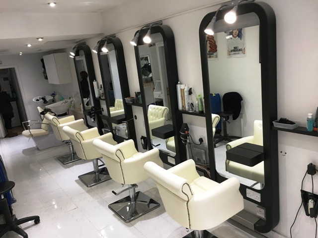 Hairdressing Salon in West London For Sale
