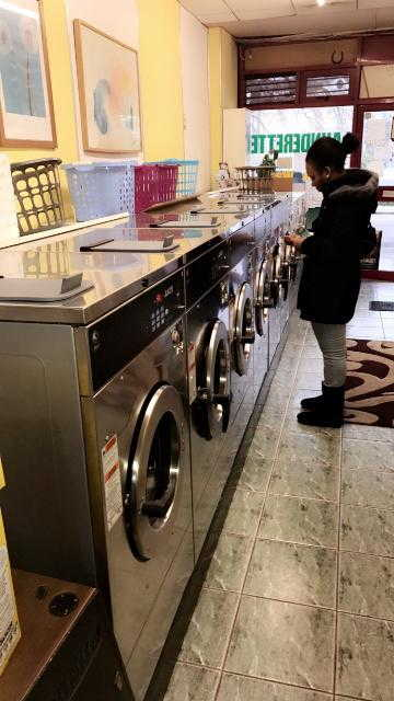Launderette in South London For Sale