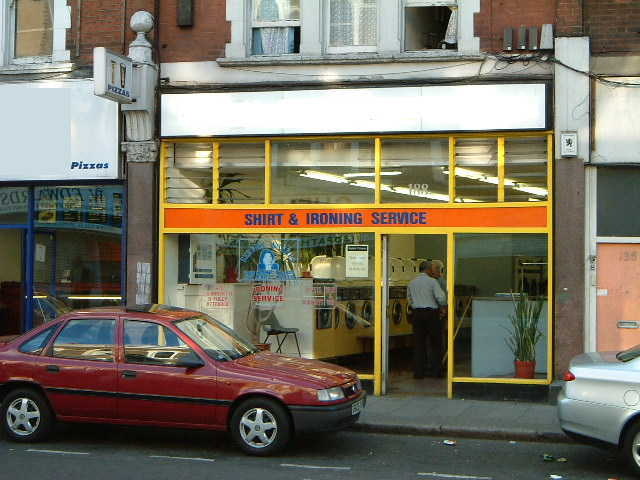 Launderette plus Dry Cleaners Agency in South London For Sale