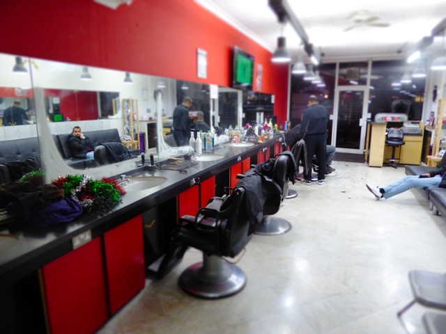 Barber Shop in Surrey For Sale