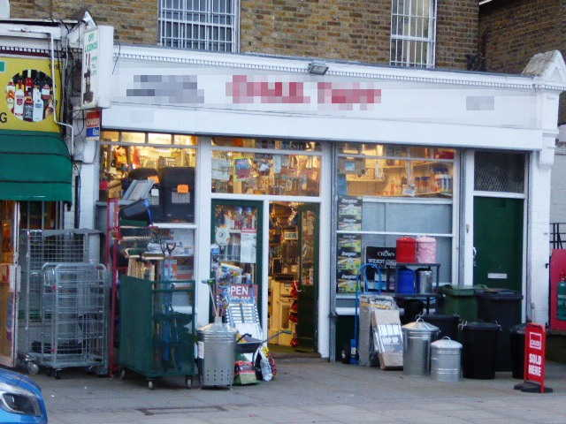 Builders Merchants & Hardware Store in North London For Sale