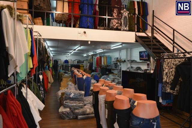 Clothes Wholesaler in Greater Manchester For Sale