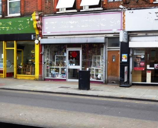 Discount Store with Framing & Toy Shop in North London For Sale