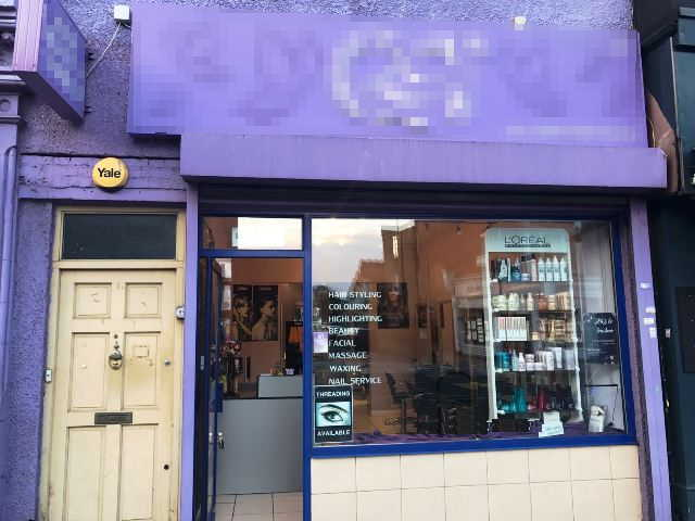 Hairdressing and Beauty Salon in West London For Sale