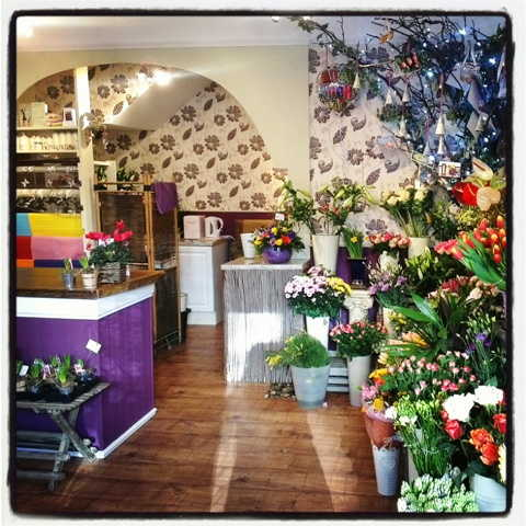 Sell a Florist and Gift Shop in Somerset