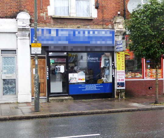 Dry Cleaners and Launderette in South London For Sale