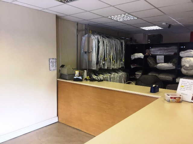 Sell a Dry Cleaners in South London