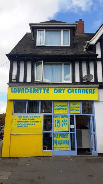 Launderette in Nottinghamshire For Sale