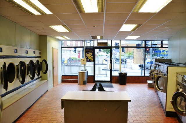 Buy a Launderette in North London