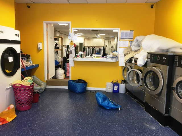 Launderette and Dry Cleaning Agency in Wiltshire For Sale for Sale