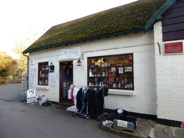 Empty Shop in Hampshire for sale