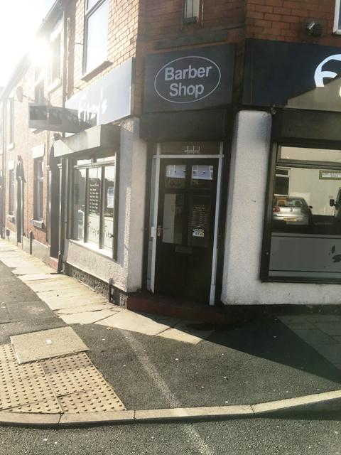 Barber Shop in Lancashire For Sale
