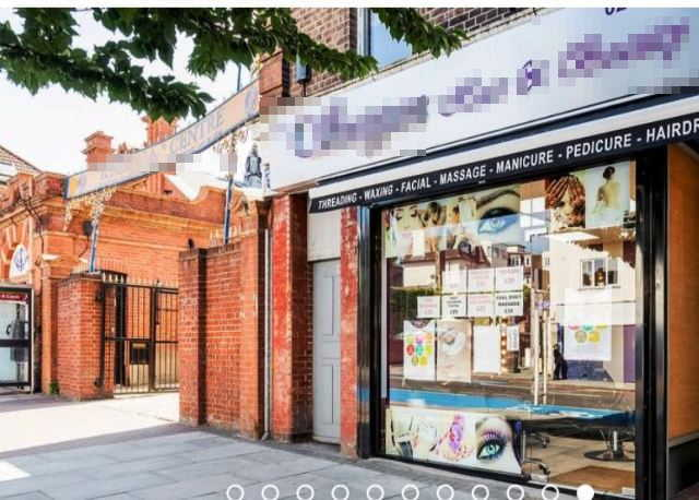 Beauty Salon in South London For Sale
