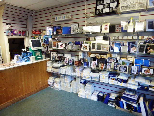 Buy a Mini Lab & Picture Frame Shop in Surrey For Sale