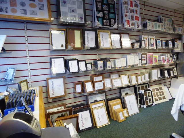 Sell a Mini Lab & Picture Frame Shop in Surrey For Sale