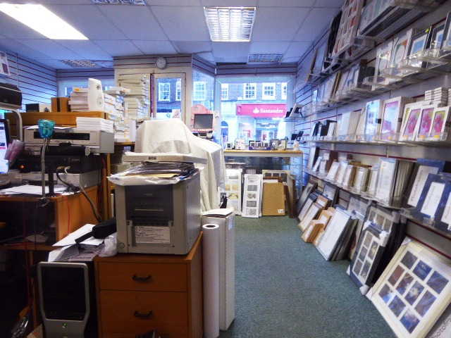 Mini Lab & Picture Frame Shop in Surrey For Sale for Sale
